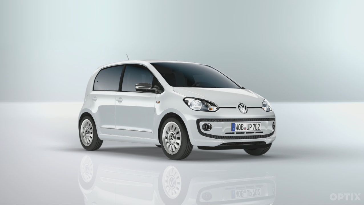 VW up Packshot