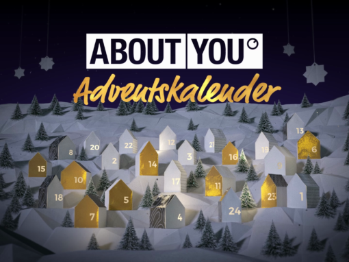 Aboutyou >Adventskalender<