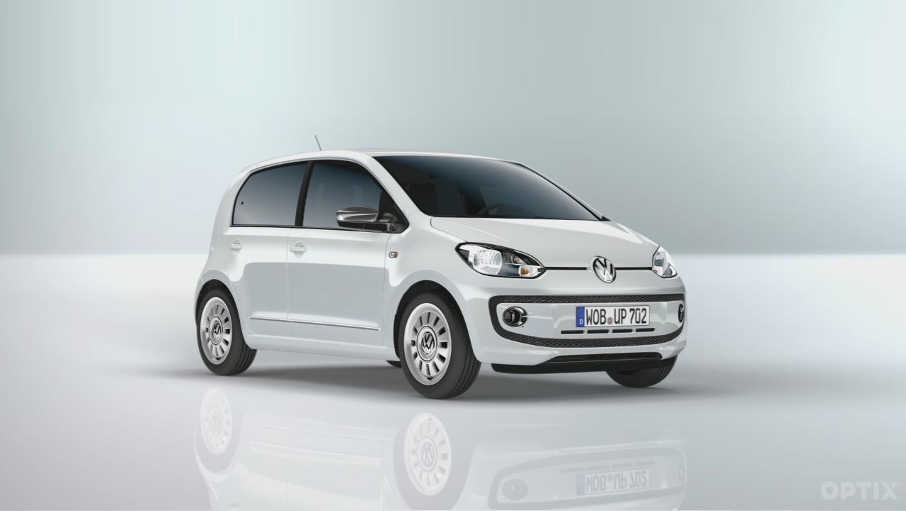 VW up Packshot