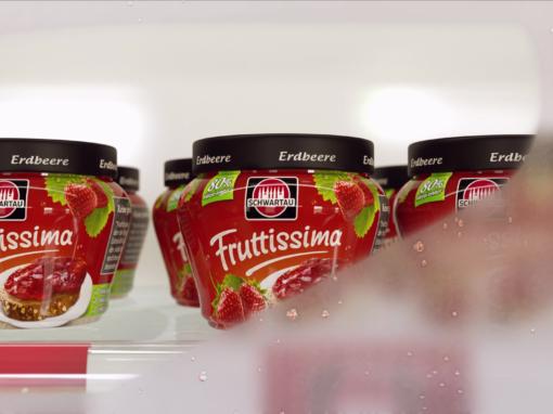 Schwartau >Fruttissima<