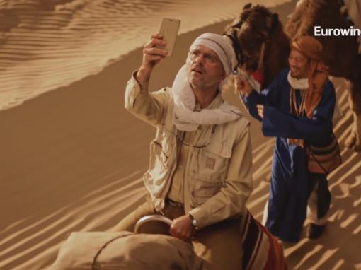 Eurowings > Wüste <